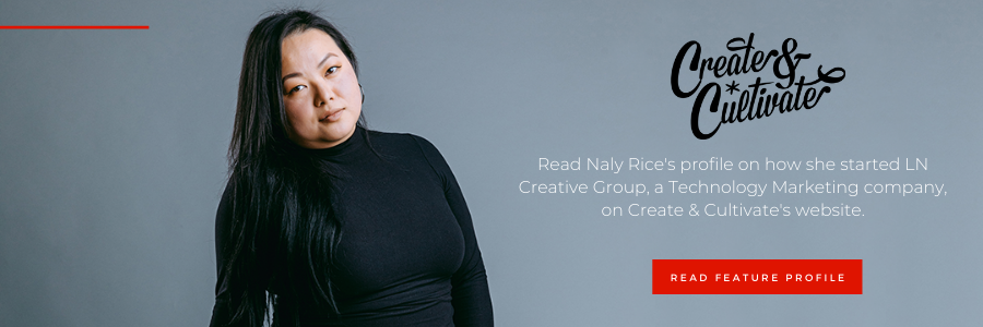 Naly Rice Create & Cultivate